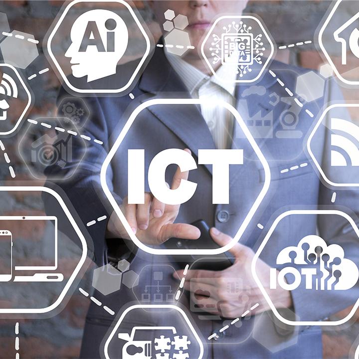 ICTの導入事例